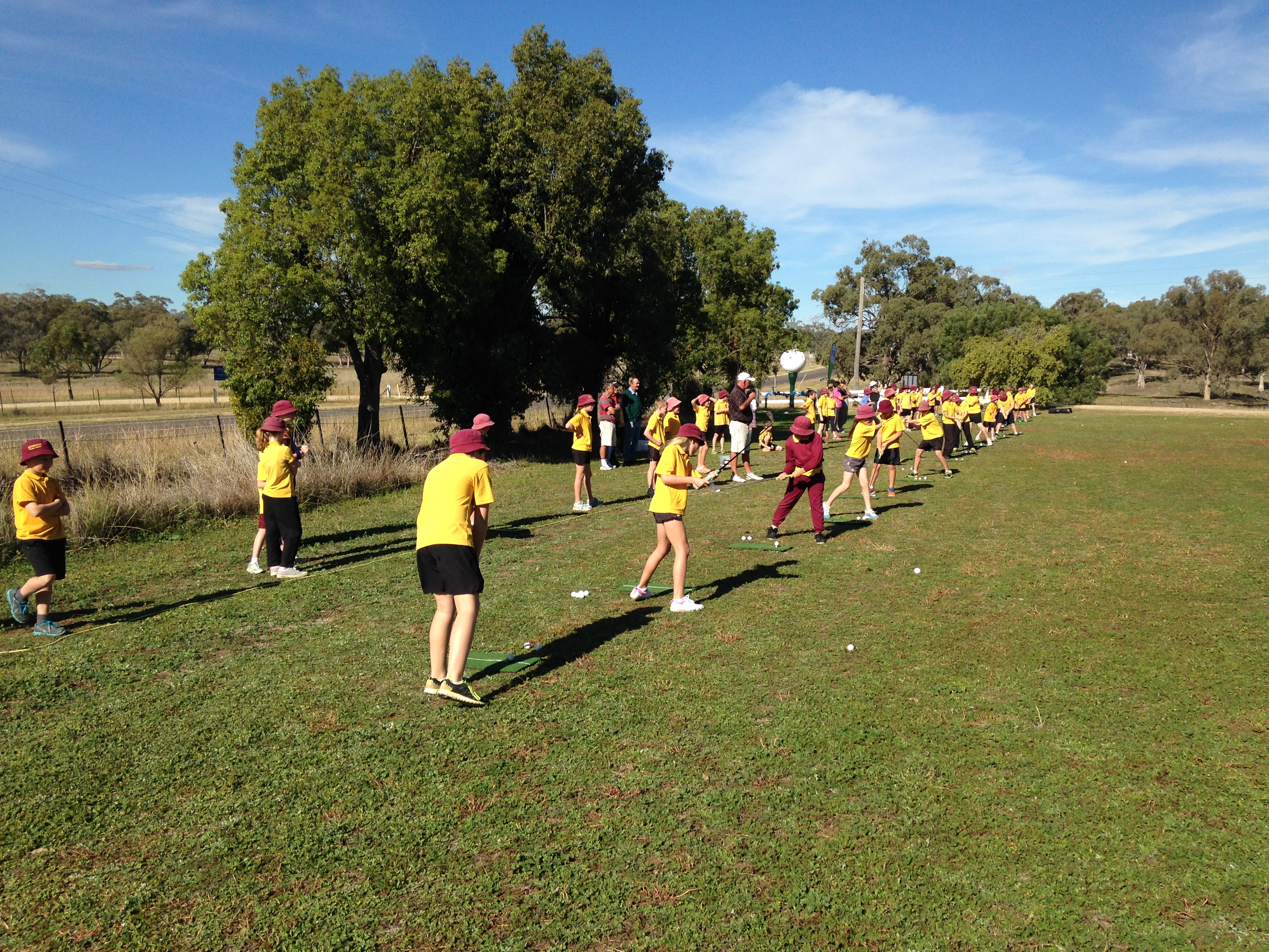 South Coast Subaru >> Wombat Golf Day for Quirindi Public School | News - Jack ...
