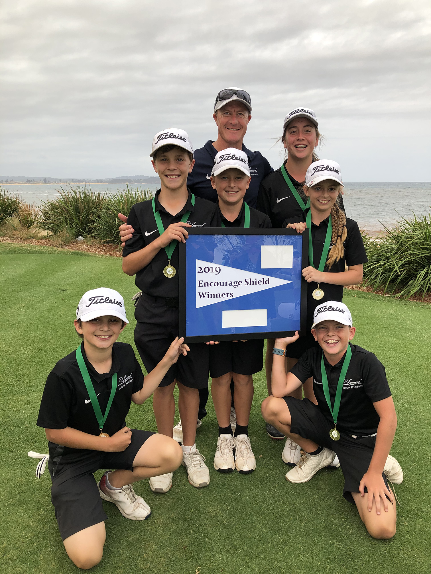 Lynwood defeated Northbridge to win 2019 Encourage Shield at Long Reef GC