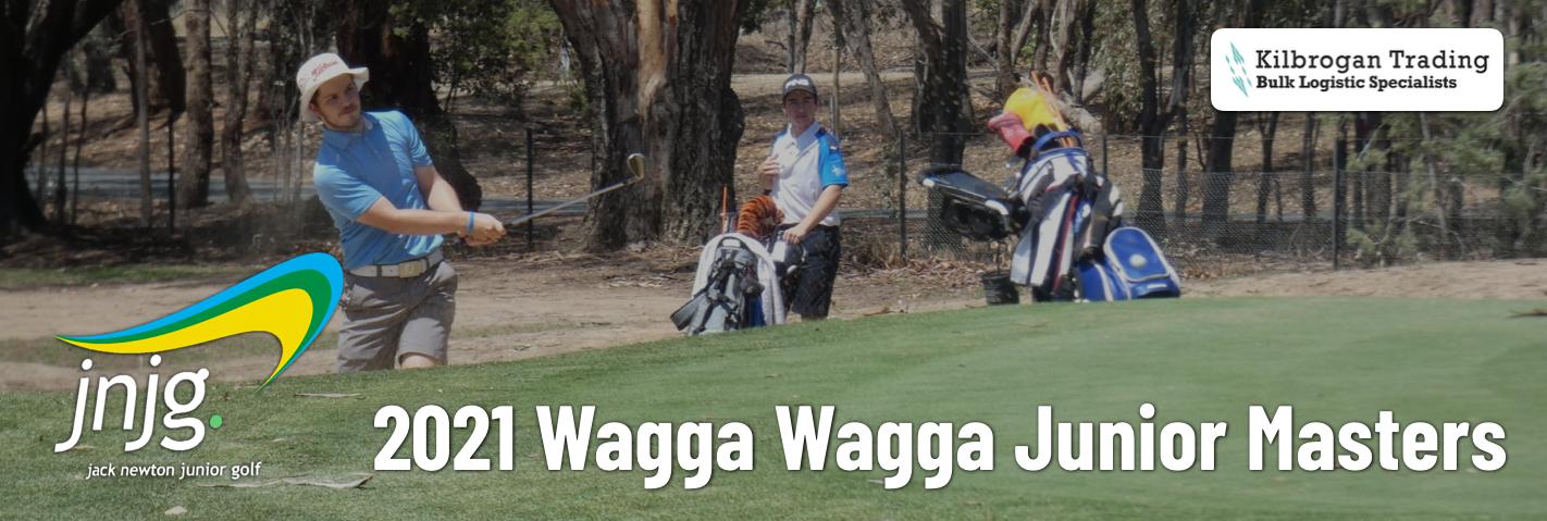 2021 Wagga Wagga Junior Masters