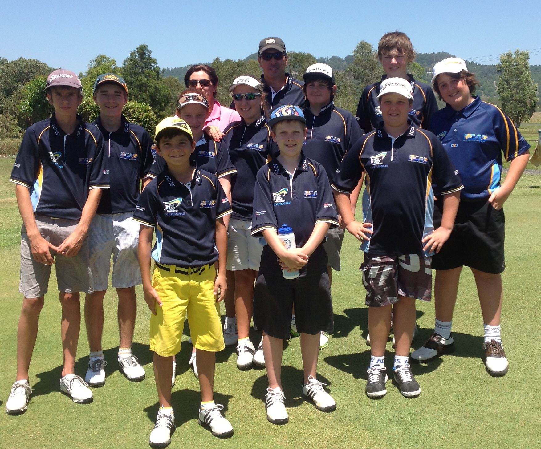 pilot program helps develop young golfers in northern nsw. Black Bedroom Furniture Sets. Home Design Ideas