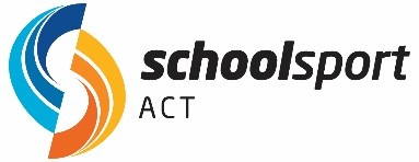 2018 School Sport ACT Golf Championships